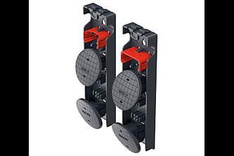 Hailo Ladder vervangende voeten Set EasyClix Garden