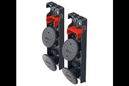 Hailo ladder vervangende voeten set easyclix garden maat l
