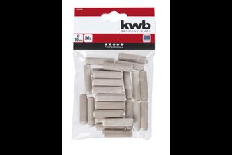 kwb Houten deuvels, ZB-kaart, kleine verpakking