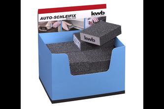 kwb Schuurpad AUTO-SCHLEIFIX, lak en auto, waterbestendig