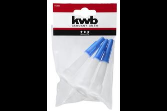 kwb Spuitmonden voor kitkokers met afsluitdop