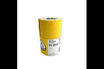 Klingspor Schuurpapier Rol 115 mm x 4,5 meter Geel