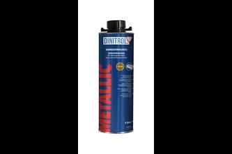 Dinitrol Metallic 1 L, BRONS / BRUIN, ONDERSCHROEFBUS