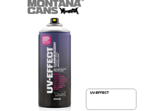 Montana UV-Effect Transparant Semi Gloss