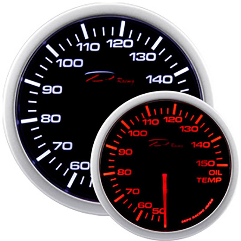 Afbeelding van Depo racing wa series diverse instrumenten olietemperatuur 50 150c 52mm