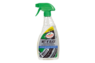Turtle Wax TurtleWax Wet N black 500 ML, Trigger