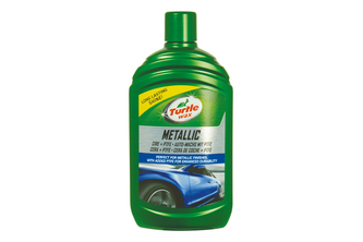 Turtle Wax Metallic Wax+PTFE 500 ML