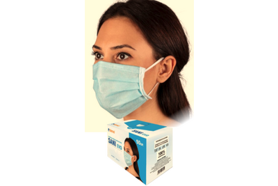 50 stuks Hygiene mondmasker type I