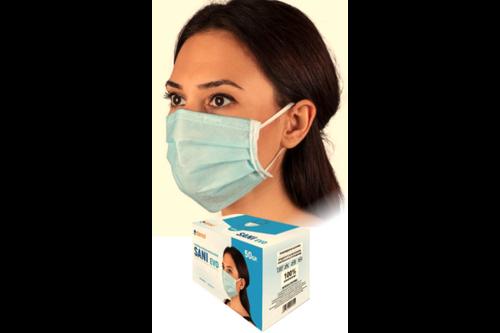 50 stuks hygiene mondmasker type i 50 stuks