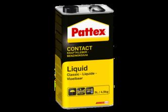 Pattex Contactlijm vloeibaar 4,5kg