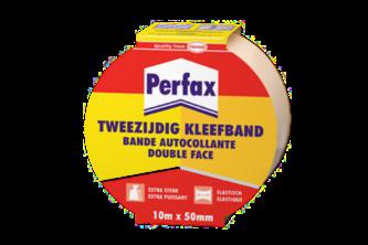 Perfax Tweezijdige kleefband