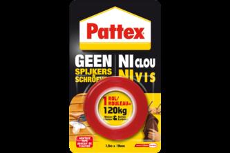 Pattex Montagetape 120 KG Binnen en Buiten