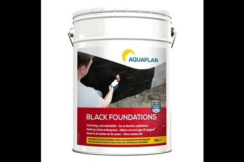 Aquaplan black foundations 20 l