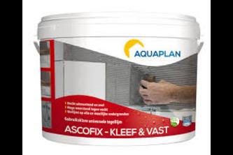 AquaPlan Ascofix Kleef & Vast 1 KG