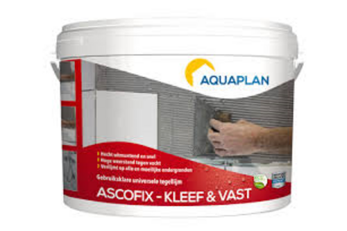 Aquaplan ascofix kleef & vast 5 kg