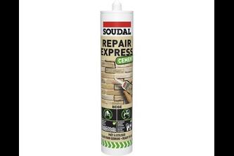 Soudal Repair Express Cement 300 ML, Ral 1005, kokers
