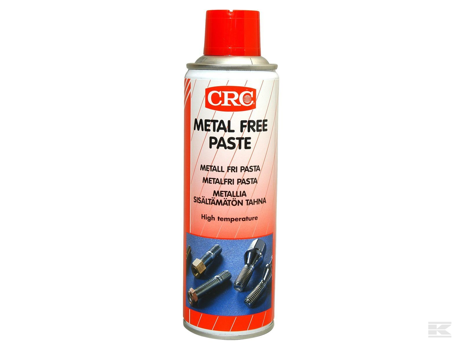 Afbeelding van crc automotive metal free paste 300 ml, spuitbus