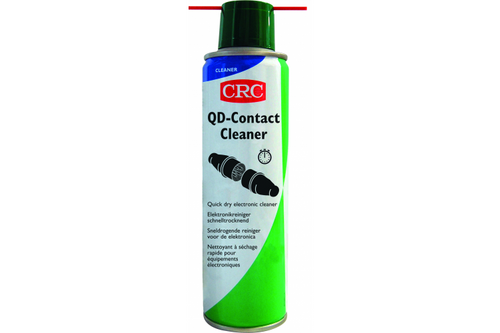 Crc industry crc quick dry contact cleaner 250 ml, spuitbus