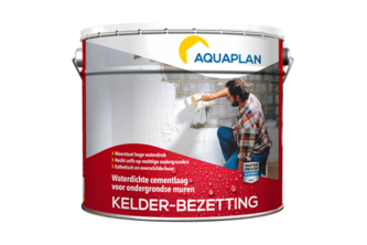 AquaPlan Kelder Bezetting 10 KG