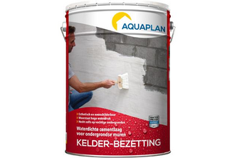 AquaPlan Kelder Bezetting 20 KG