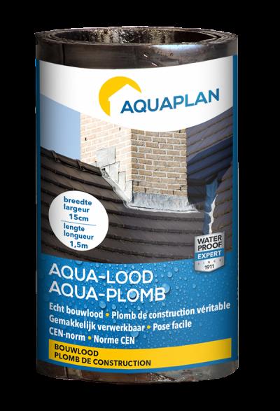 Afbeelding van Aquaplan aqua lood 15 cm x 1,5 m