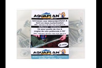 AquaPlan Schroeven zelfborend 25 stuks