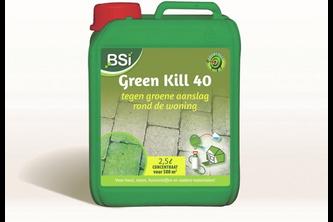 BSI Green Kill 40 tegen groene aanslag 2,5 L