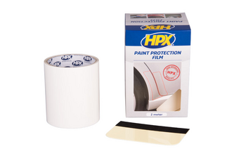 HPX Car Paint Protection Film 150 mm x 2 meter, Transparant