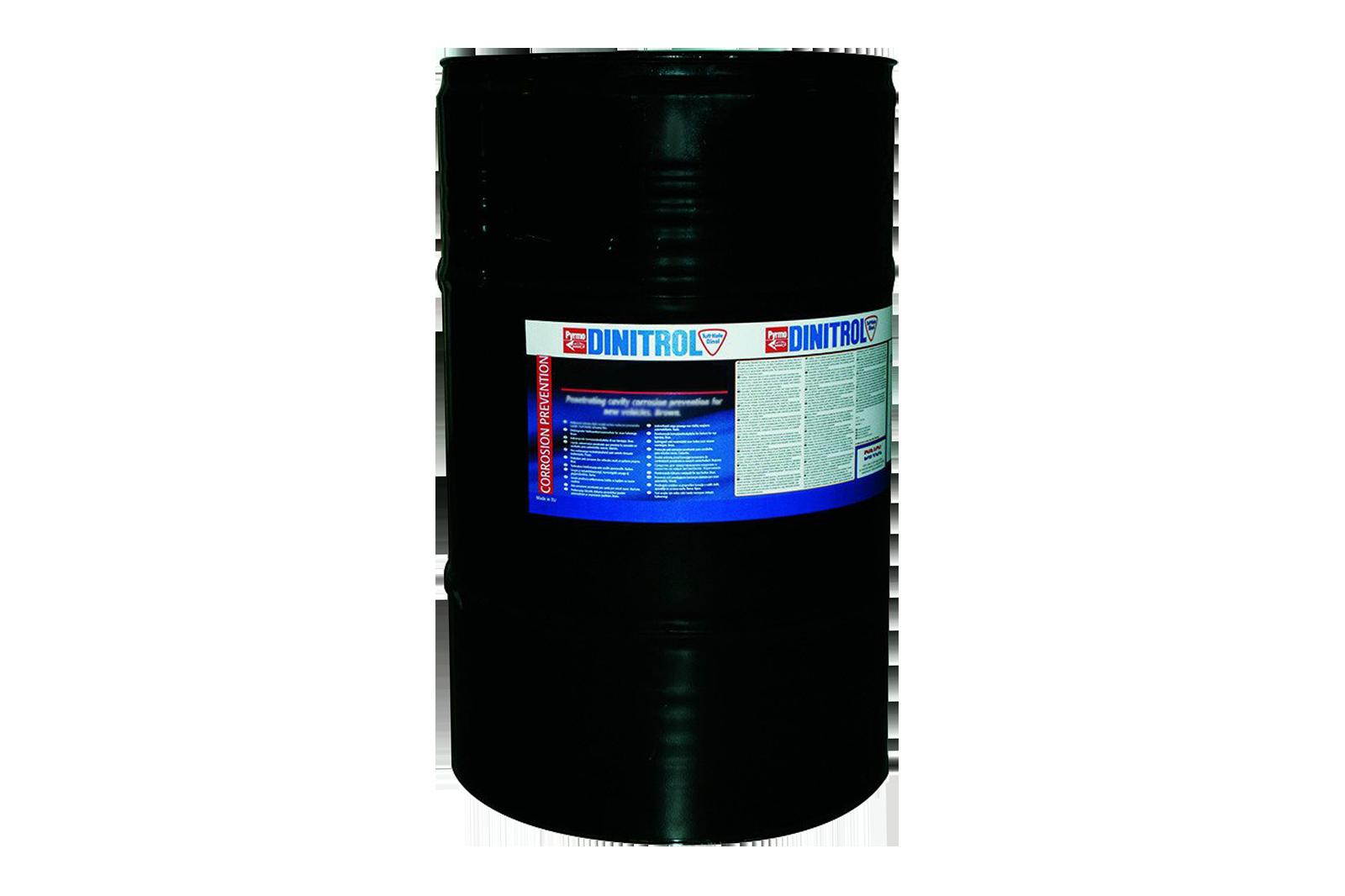 Afbeelding van Dinitrol 1000 penetrant 60 ltr, transparant, drum