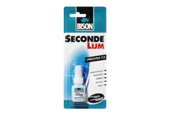 Bison DIY Bison Secondelijm Industrie 7,5 GR, FLACON