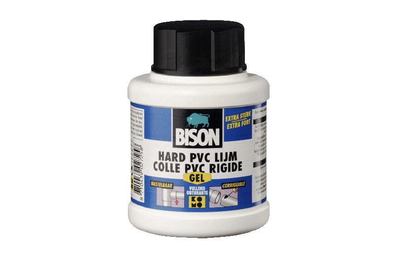 Afbeelding van Bison 1313030 PVC lijm Gel 250ml