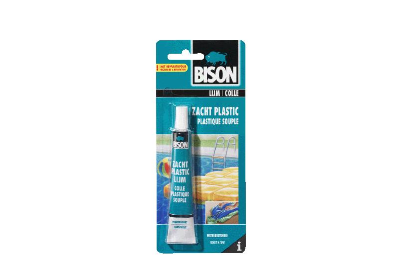 Afbeelding van Bison 1307500 Lijm voor zacht plastic 25ml