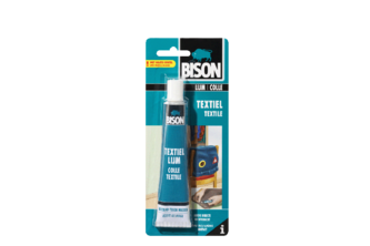 Bison Textiellijm 50 ML, TUBE
