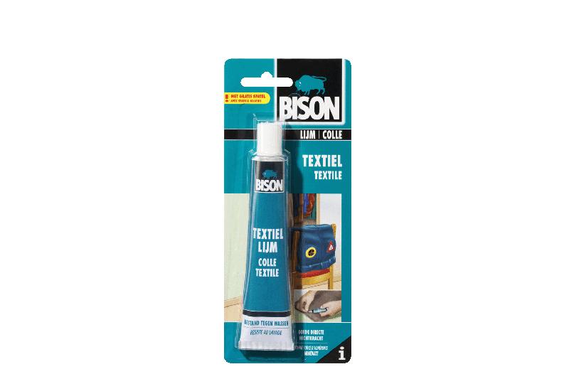 Afbeelding van Bison 1341002 Textiellijm 50ml