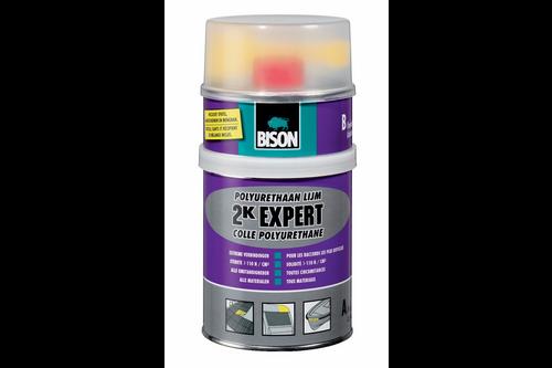 Bison 2k expert polyurethaanlijm 900 gr