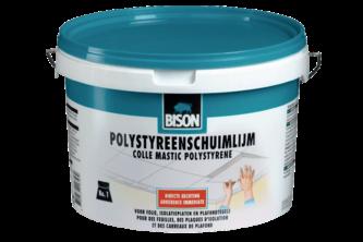 Bison Polystyreenschuim 4 KG, EMMER