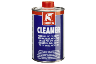 Griffon PVC Cleaner 500 ML, Blik met dop