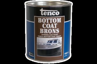 Tenco Bottomcoat 1 L, BRONS, BUS