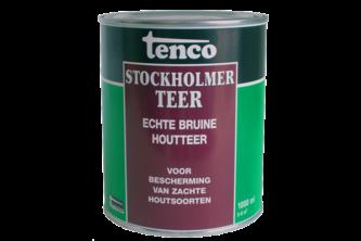 Tenco Stockholmer Teer 750 ML, BUS