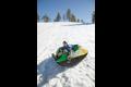Bestway h2ogo! snow winter rush covered tube single