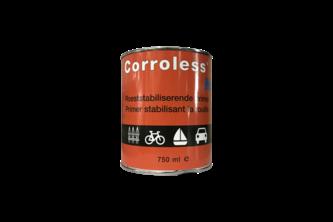 Corroless No. 1 Anti-Roest Primer 1 L, ROODBRUIN, BLIK