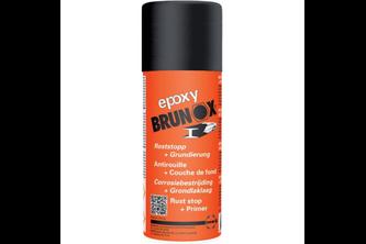 Brunox Epoxy Roestomvormer & Grondlaklaag in één 400 ML, SPUITBUS