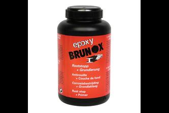 Brunox Epoxy Roestomvormer & Grondlaklaag in één 1 L, FLACON