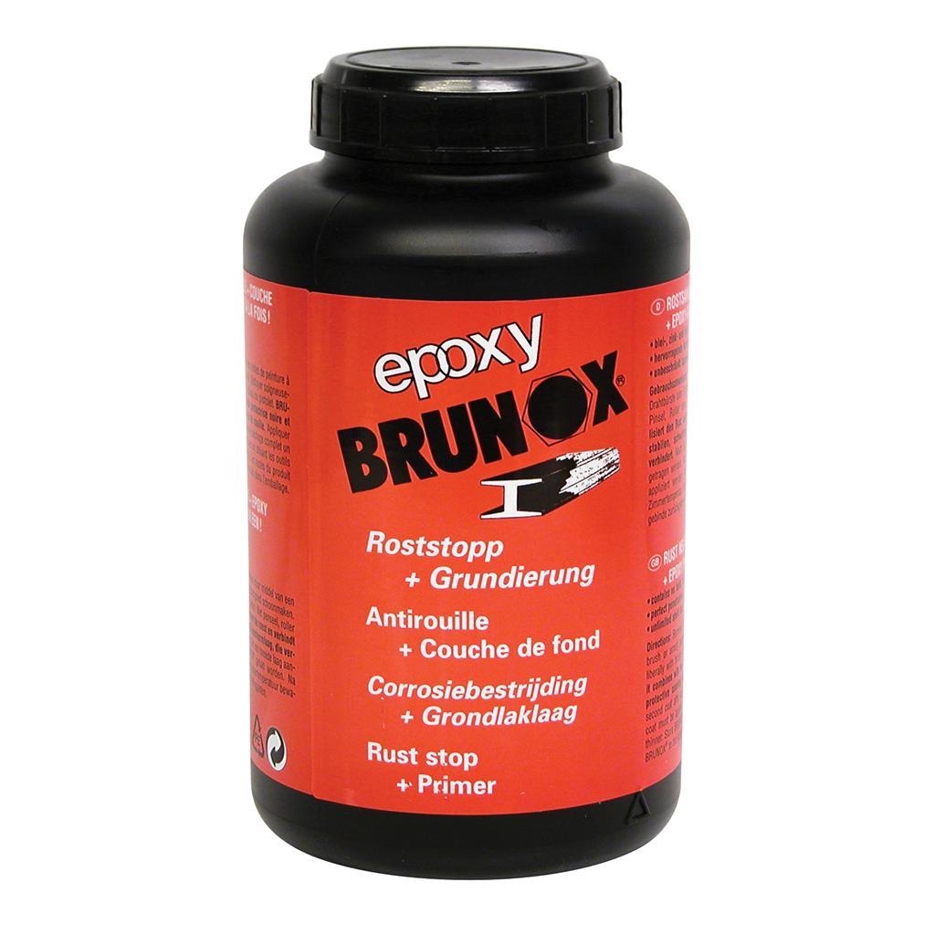 Afbeelding van Brunox epoxy roestomvormer grondlaklaag in n 1 l, flacon