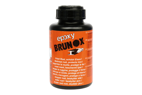 Brunox epoxy roestomvormer & grondlaklaag in een 250 ml, flacon