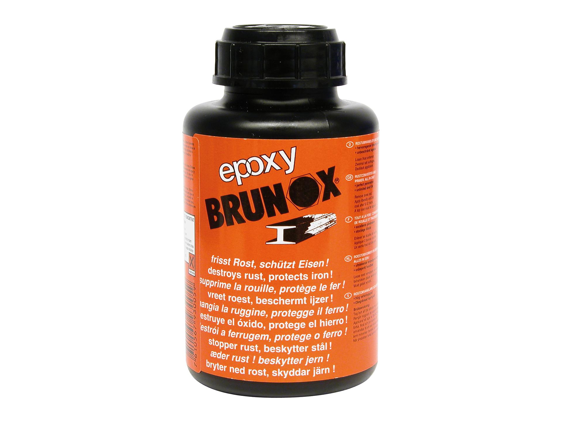 Afbeelding van Brunox epoxy roestomvormer grondlaklaag in n 250 ml, flacon