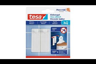 Tesa Klevende spijker Tegels & Metaal