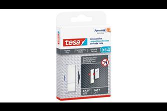 Tesa PowerStrips voor gevoelige oppervlakken