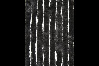 Sun-Arts Cortenda Kattenstaart 100x230cm Antraciet zwart