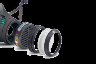 Moldex 8090 Fijnstof filterhouder voor serie 8000 2 STUKS